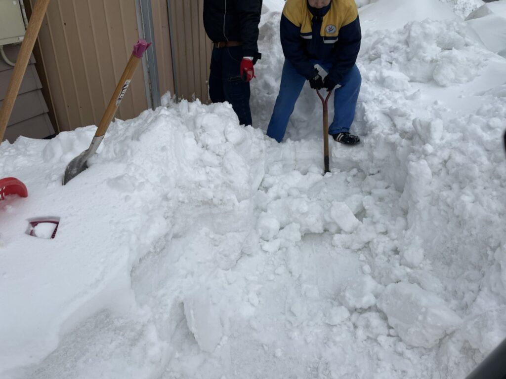 遺品整理,特殊清掃,雪庇,除雪