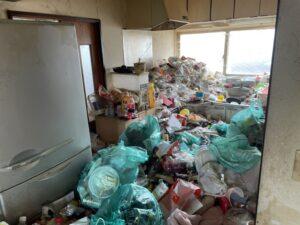 ゴミ屋敷,特殊清掃,旭川市