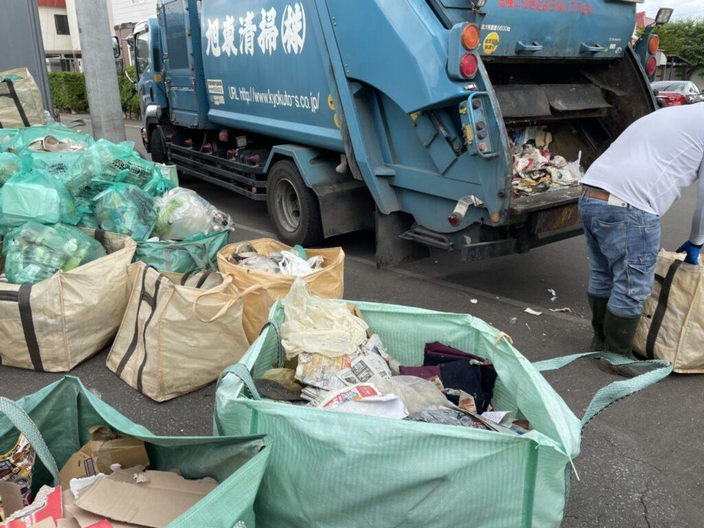 遺品整理,ゴミ屋敷,旭川市,特殊清掃